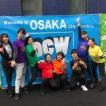 Osaka City Wonders の取り組み