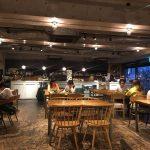 【 天満橋 】夜景を眺めながらゆっくり過ごせるカフェ Green Cafe 川の駅 はちけんや店
