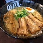 【 長堀橋 】大阪で東京中野の味が楽しめるラーメン屋「のりお」南船場店