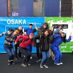 """""""ノスケーノ"""" on stage. 2018.12.19 OCW in Tonbori River Walk"""